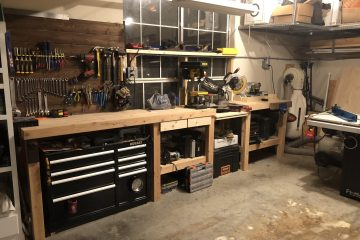 Workbench For Your House