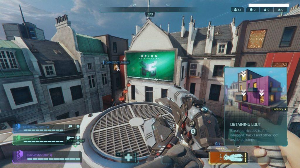Hyper scape hacks