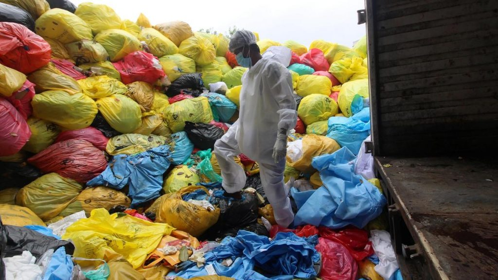 gestión de residuos sanitarios